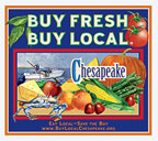 buy fresh buy  local chesapeake