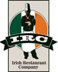 irish restaurant company logo