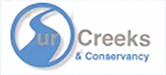 our creeks & conservancy logo