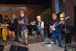 Green Drinks Oct 2019 Jeff Holland & That West River Band