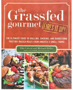 The Grassfed Gourmet Fires it Up! book cover