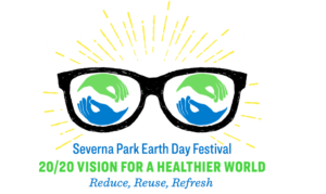 severna park earth day festival logo