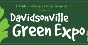 Davidsonville Green Expo 2020 – CANCELED