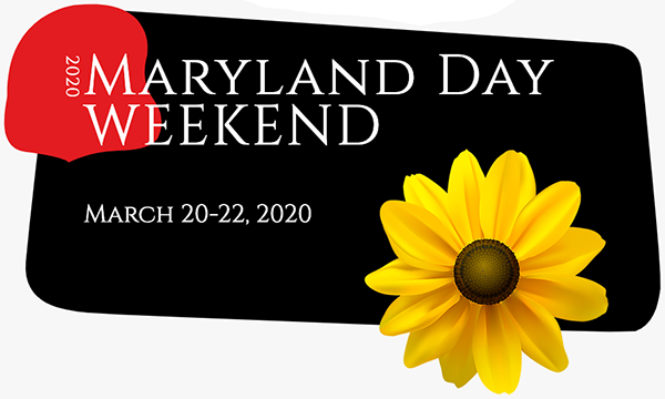 Maryland Day Weekend