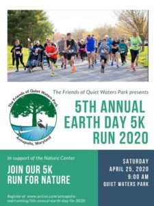 Run for Nature Earth Day 5K – POSTPONED