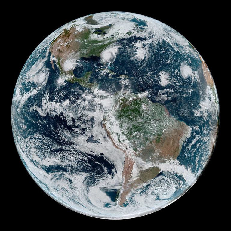 50th Earth Day calls for a new, better normal