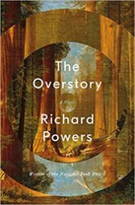 the overstory bookcover