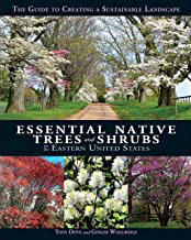 Essential Native Trees & Shrubs book cover