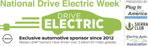 national drive electric week 2020 logo