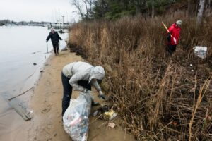 Project Clean Stream: Alliance for the Chesapeake Bay Cleanup Event