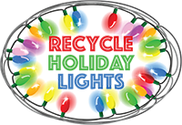 recycle holiday lights