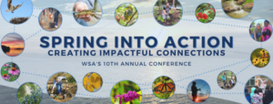 WSA 10th annual conference banner