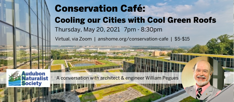 Conservation Cafe May 2021