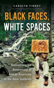 black faces white spaces book cover