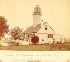 greenbury point lighthouse