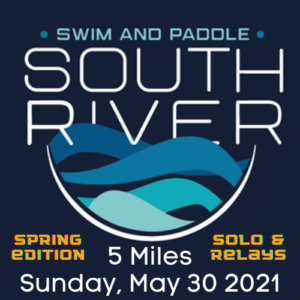 south river swim & paddle