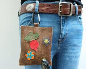 beautiful & delicious treat pouch
